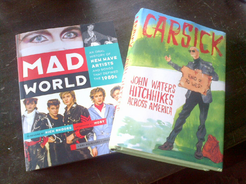 Mad World and Carsick