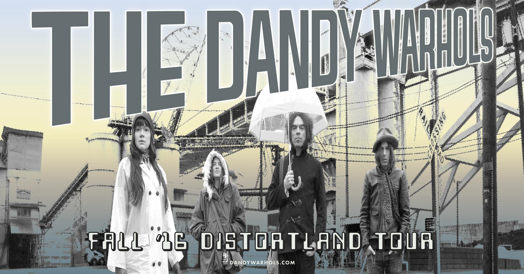 The Dandy Warhols - Fall '16